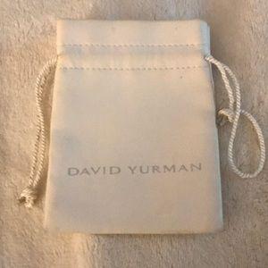 DAVID YURMAN Jewelry Pouch TWO